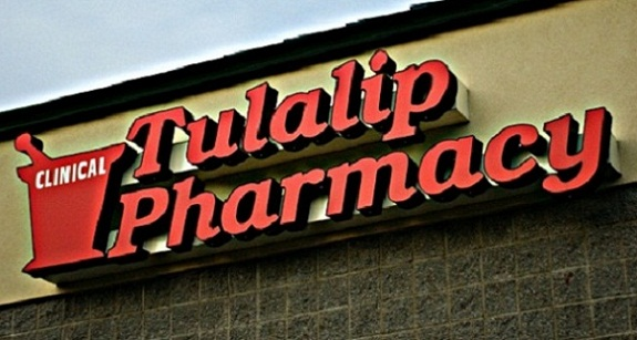 We are a fully licensed pharmacy open Monday through Saturday in Tulalip